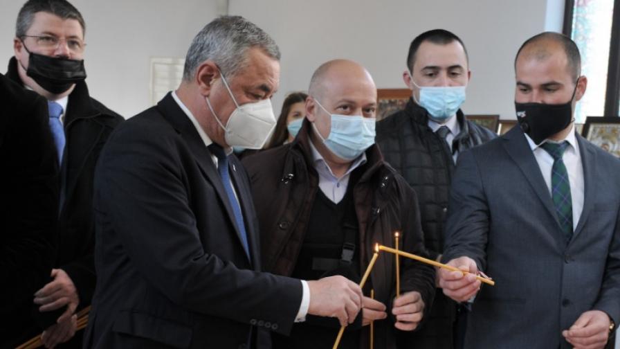 """""""Патриотична коалиция ВОЛЯ и НФСБ"""" откри щаб в Бургас"""