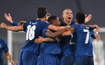 Порто разплака Роналдо и компания, Ювентус отново капо в ШЛ
