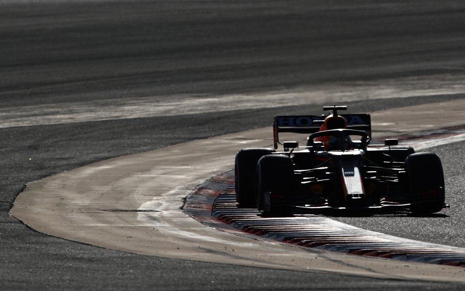 Ферстапен с най-добрата обиколка в последните тестове в Бахрейн