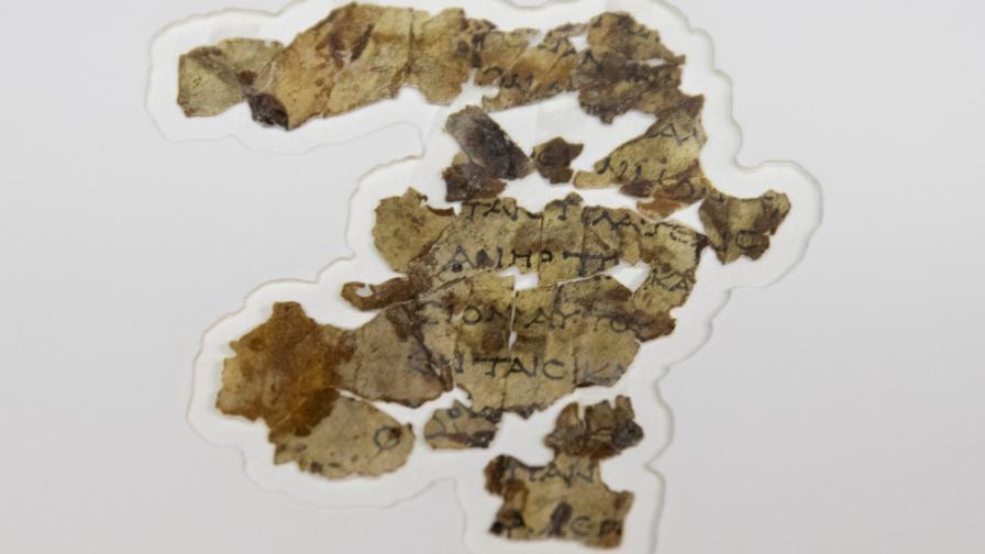 <p>Историческа находка в израелската &bdquo;Пещера на ужаса&rdquo;</p>