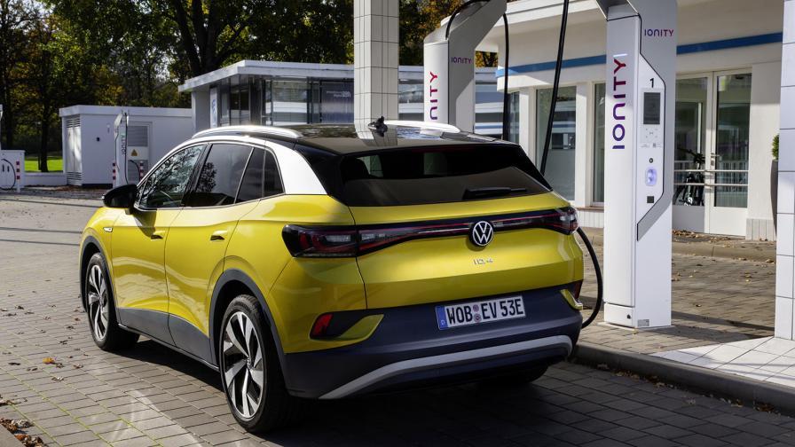Volkswagen ID.4 1st Edition