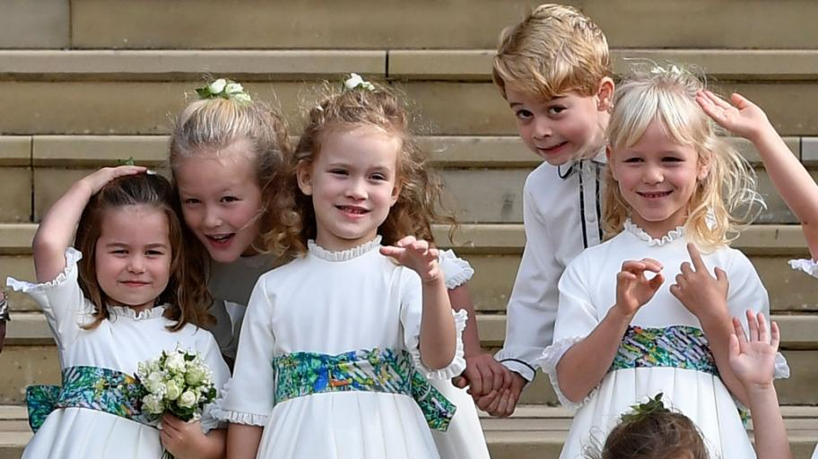 Любимите закуски на децата от кралското семейство