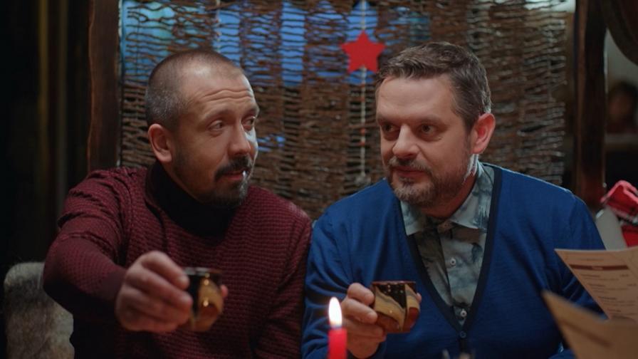 <p>Парушев и Емил опитват да сдобрят семействата в &bdquo;All Inclusive&ldquo;</p>