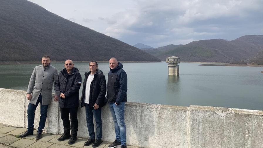 Димитров: Язовирите са с 65% по-пълни от миналата година