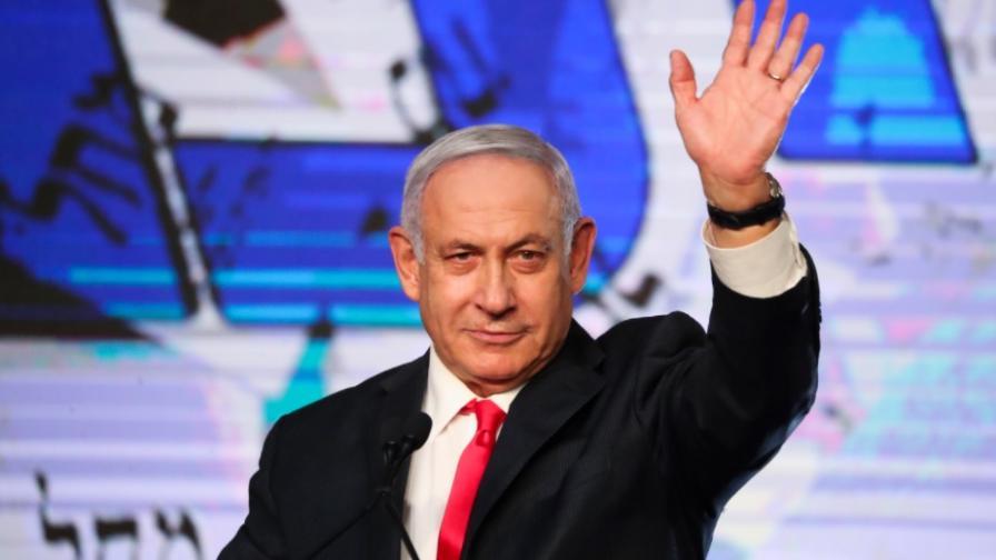 "Бенямин Нетаняху обяви ""голяма победа"""