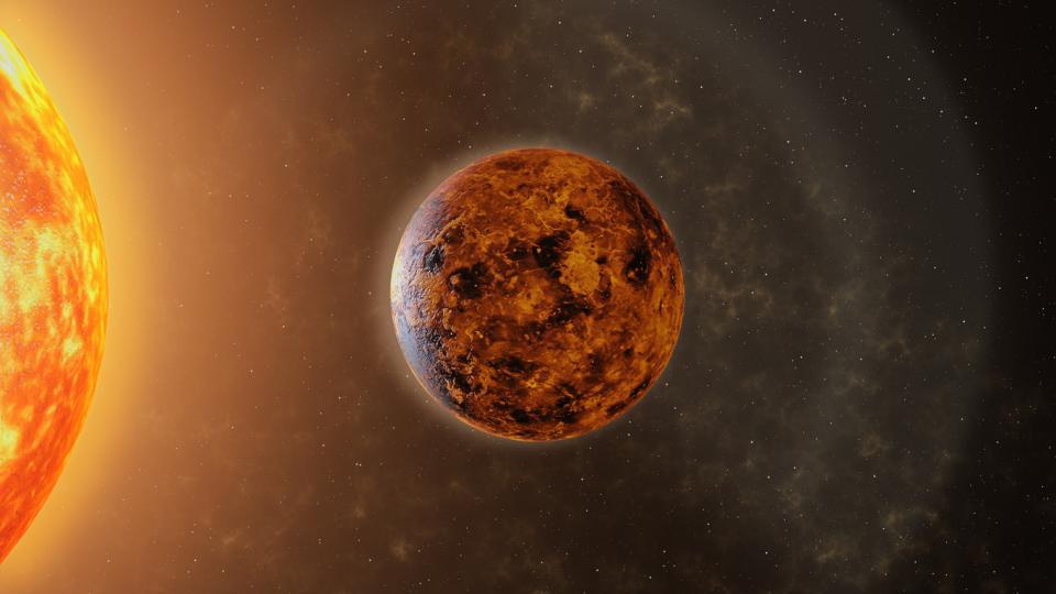 Венера Слънце съвпад космос планети астрология