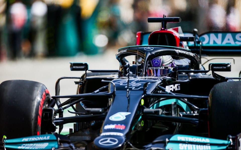 Световният шампион във Формула 1 Люис Хамилтън заяви, че е