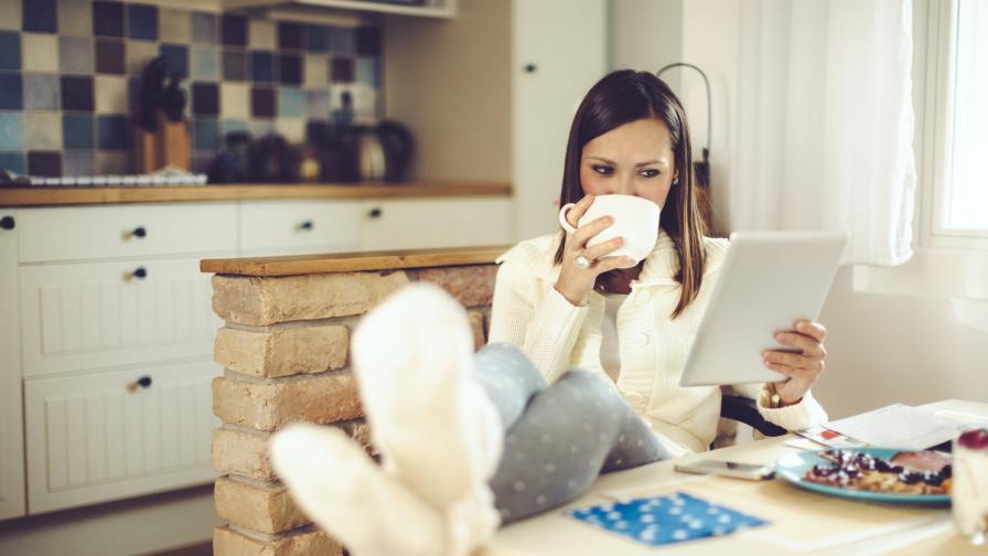 Предимството да плащаме битовите си сметки онлайн