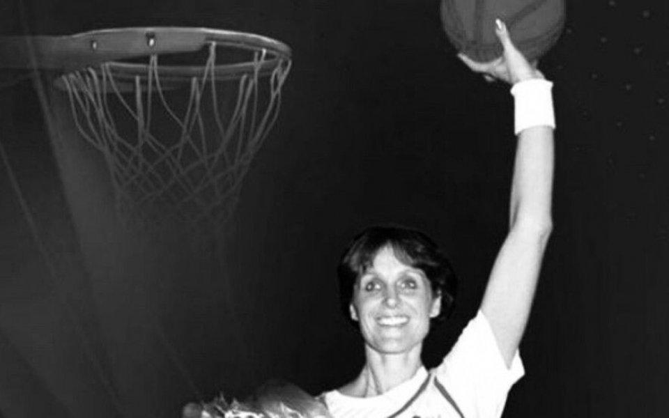 Приемат посмъртно най-великата ни баскетболистка в Залата на славата