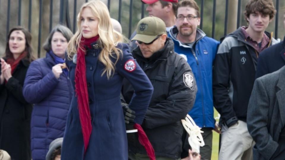 Снимки от ареста на Дарил