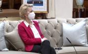 Турция коментира липсващия стол за Урсула фон дер Лайен