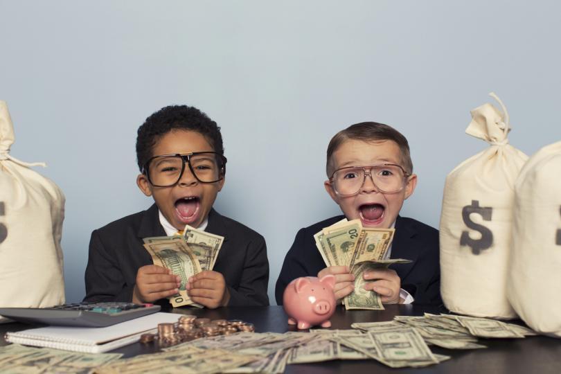 Тези деца станаха милионери, преди да завършат училище