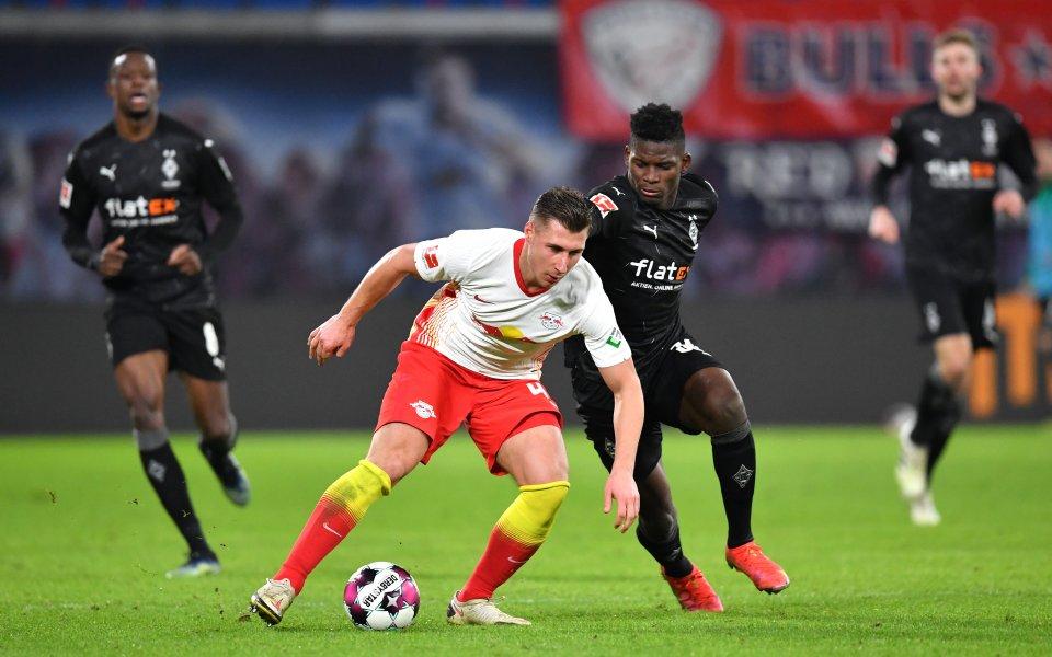 РБ Лайпциг продължи договора на доскорошния капитан на отбора Вили