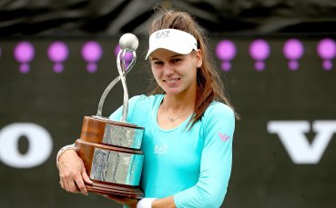 Вероника Кудерметова спечели турнира в Чарлстън