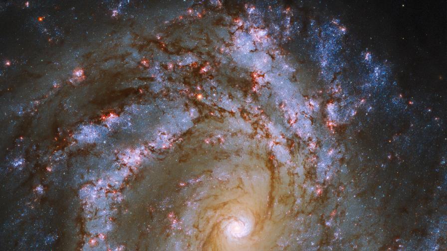 Галактиката М61