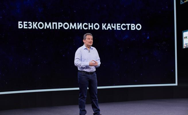 Атанас Добрев, Главен изпълнителен директор на Vivacom