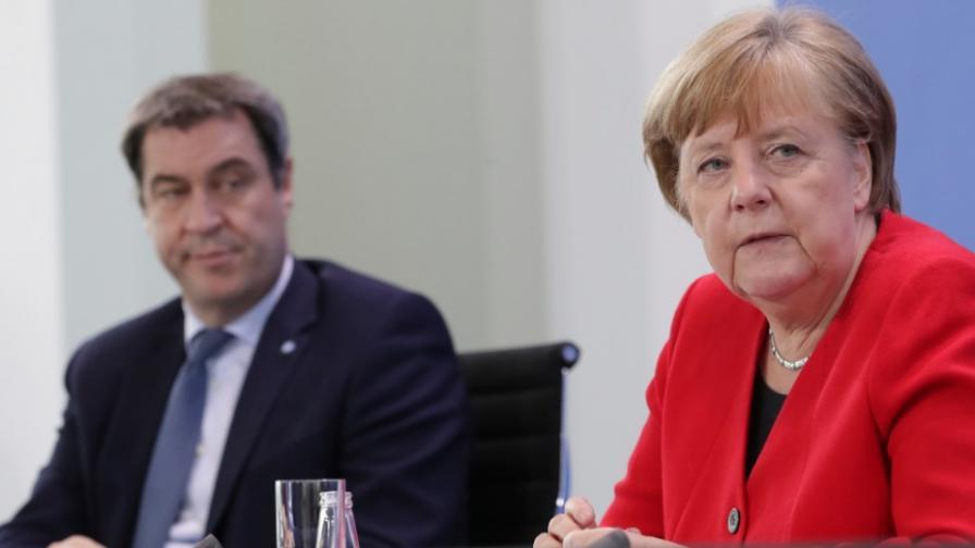 BILD: Зьодер изпревари Меркел по популярност