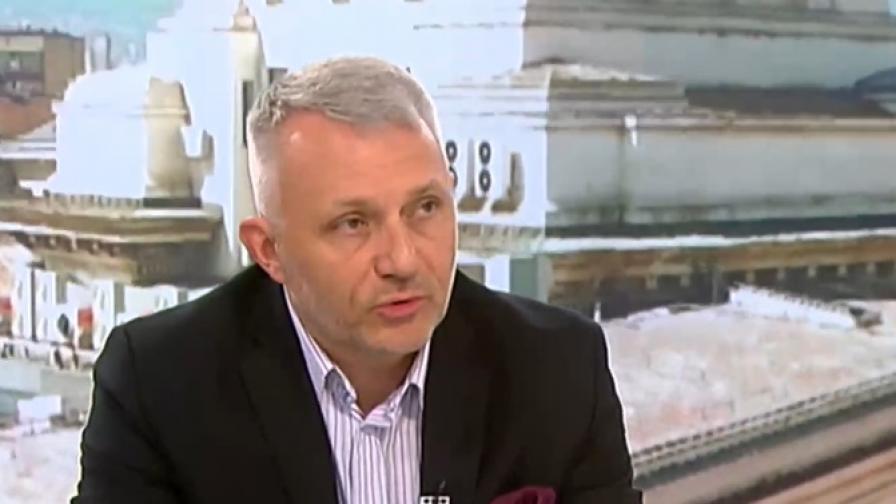 Хаджигенов: Ще приемем подкрепа от всеки