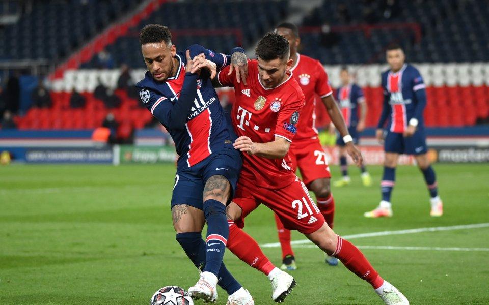 Актуалният европейски клубен шампион – Байерн Мюнхен, бе отстранен от