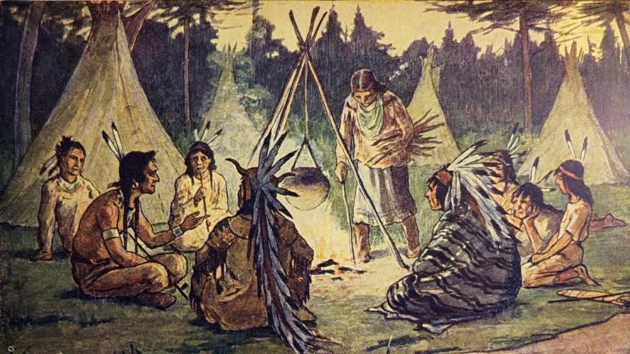 <p>Какъв знак сте според зодиака на индианците</p>