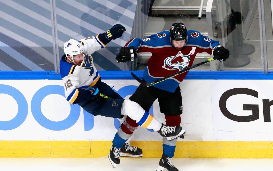 Четвърти пореден успех за Колорадо в НХЛ