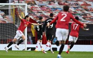 Манчестър Юнайтед с нов чист успех над Гранада и вече е на полуфинал в Лига Европа