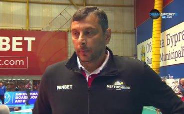 Николай Желязков: Хебър абсолютно заслужено спечели титлата