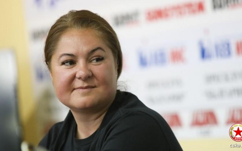 ЦСКА официално обяви Ива Уорън за нов административен директор на