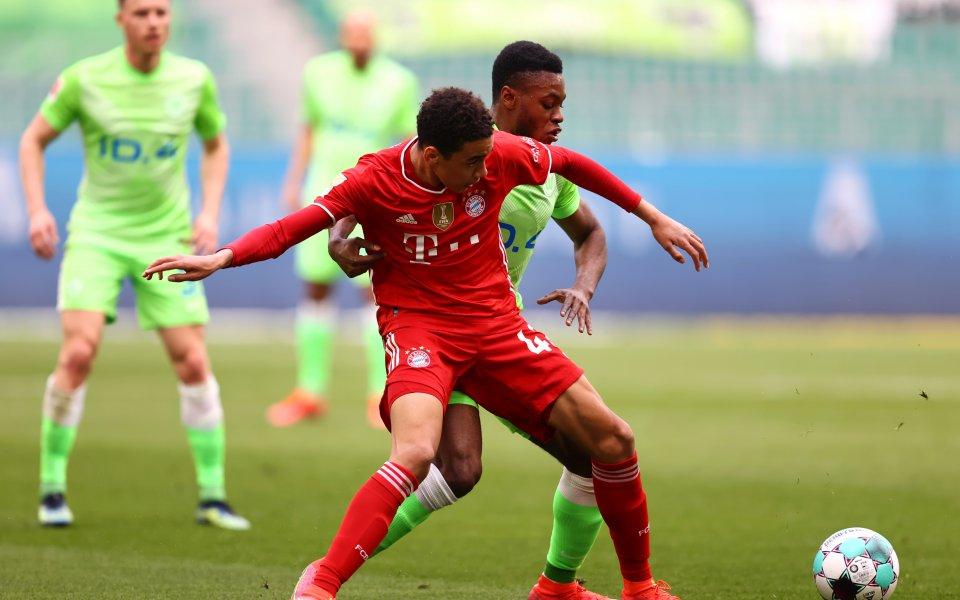 Германският футболен шампион Байерн Мюнхен възнамерява да спре продажбата на