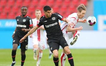 Леверкузен отново е в борбата за Шампионска лига
