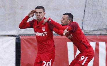 ЦСКА не се отказва от роден талант