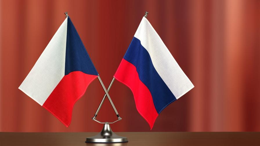 Русия гони 20 чешки дипломати