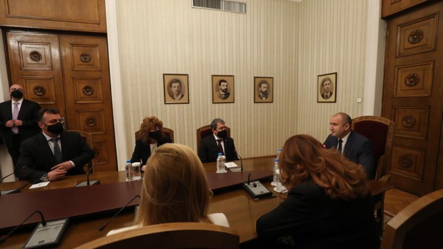 Тошко Йорданов: Ако може да се стигне до кабинет, той е с другите две партии от протестите
