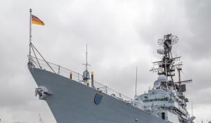 Обрат, ЕС праща военни кораби пред вратите на Китай