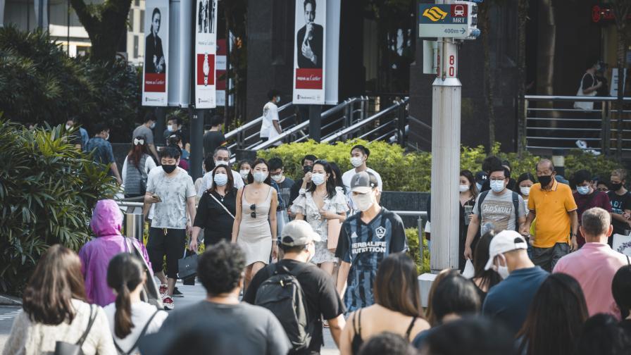 Сингапур ще използва дихателни тестове срещу COVID-19