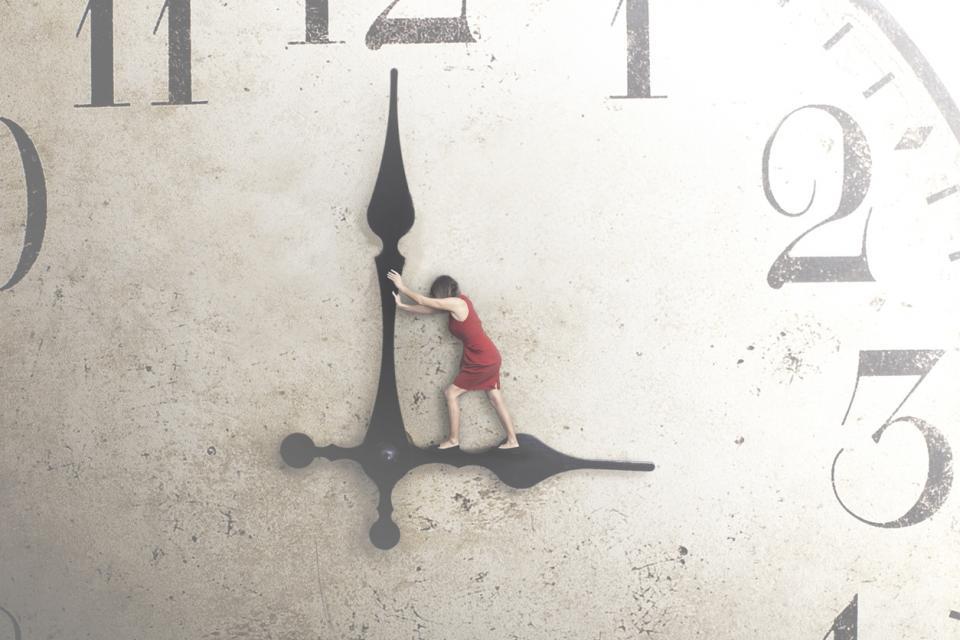 часовник време