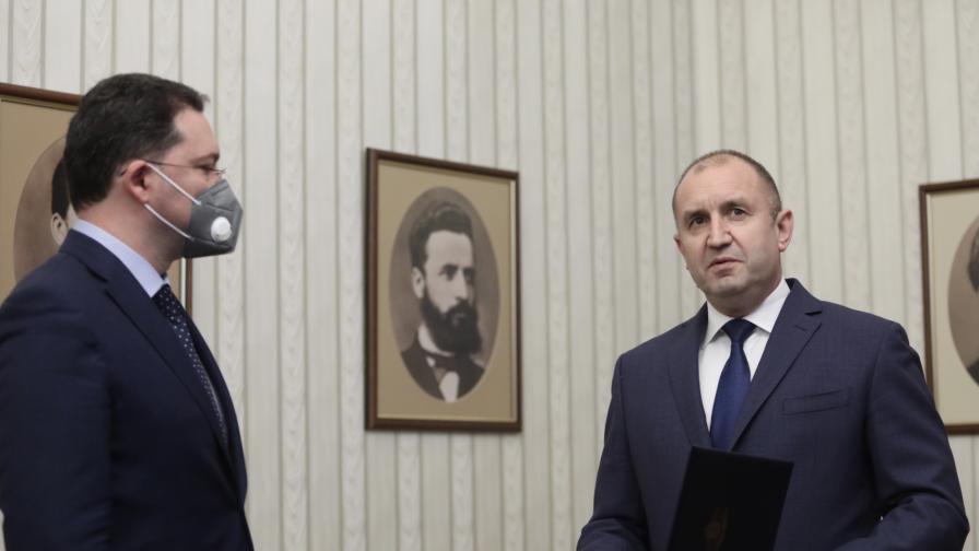 ГЕРБ върна мандата, какво казаха от партията на Слави