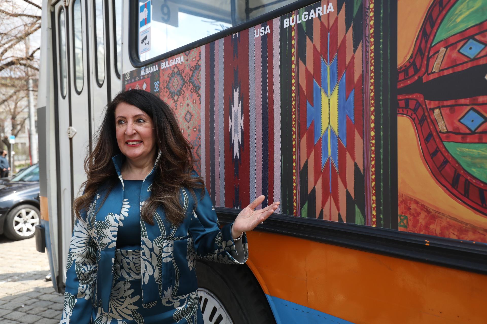 <p>80 години от първия тролейбус в София</p>