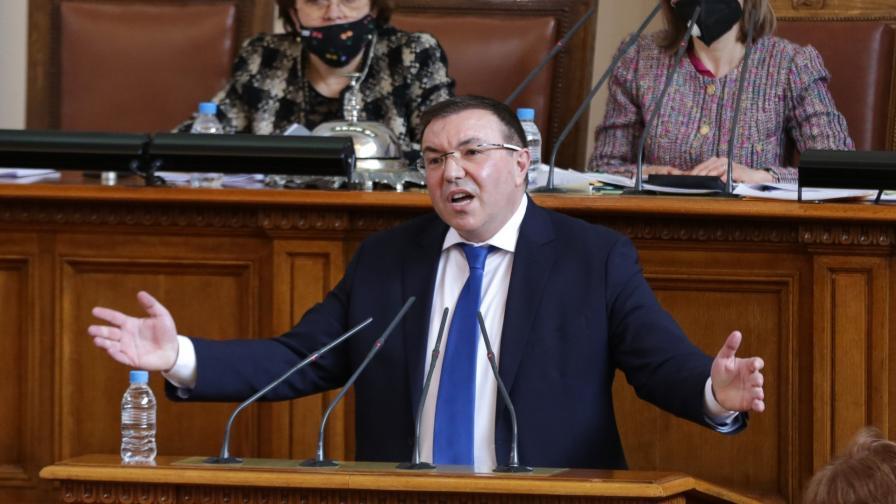 Ангелов в НС: Предложете нови членове на НОЩ