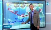 Прогноза за времето (22.04.2021 - обедна емисия)