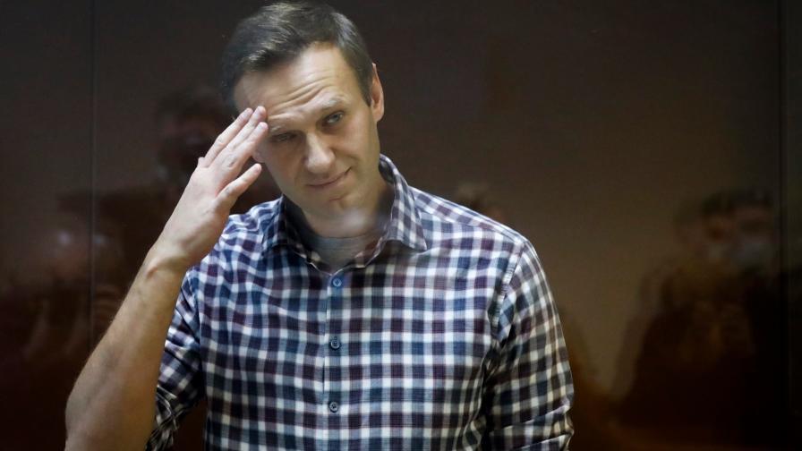 Върнаха Навални в затвора