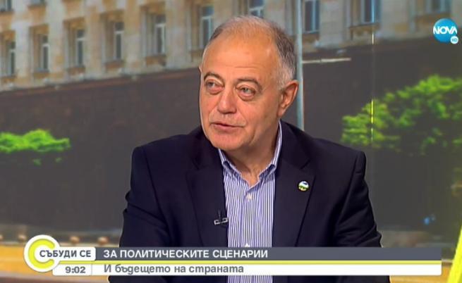 Атанас Атанасов за ИТН: Прибързано предлагане на спорен кабинет