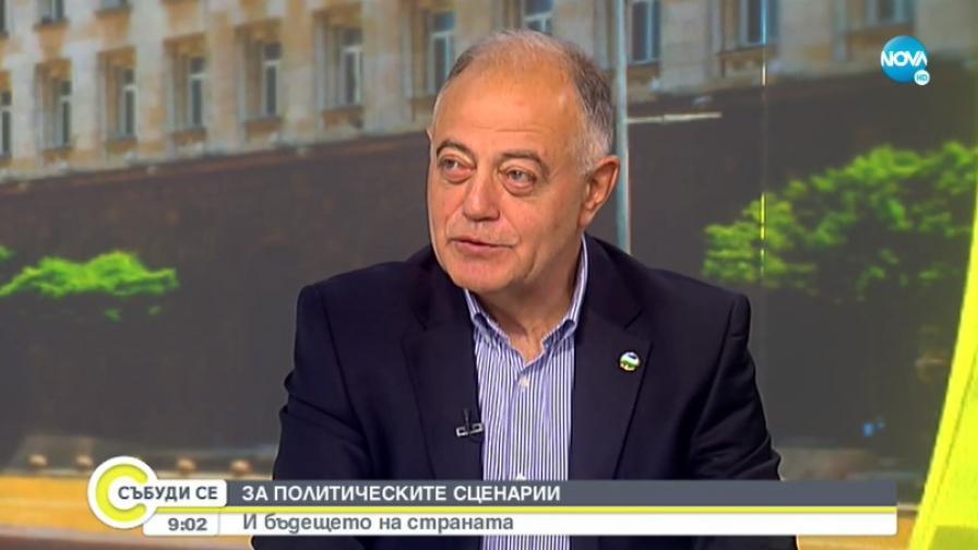 <p>Атанасов за ИТН: Прибързано предлагане на спорен кабинет&nbsp;</p>