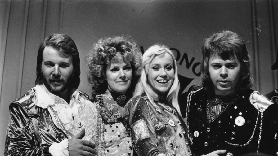 Една от най-великите и недостижими групи в света - ABBA