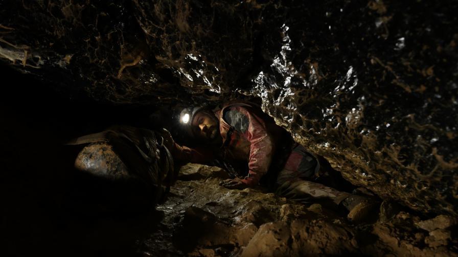 15 души се изолираха в пещера за 40 дни, какво стана