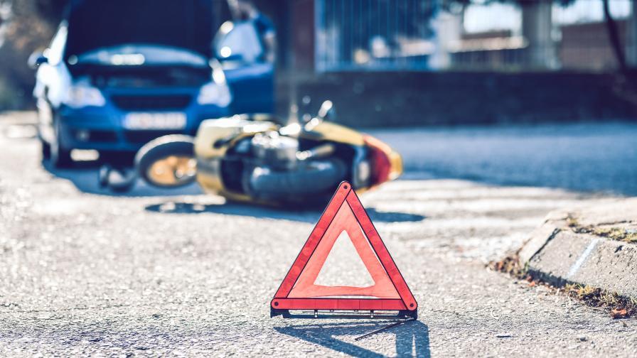 Тежка катастрофа край Бургас взе жертва