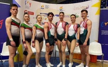Спортният министър поздрави европейски шампиони