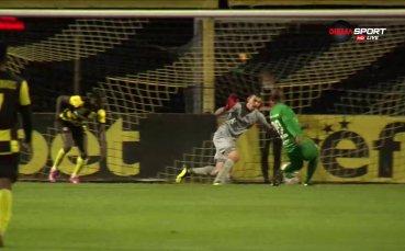 Вандерсон с втори гол във вратата на Ботев Пловдив