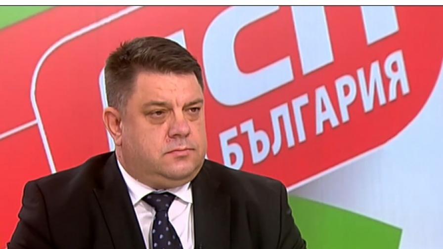 Зафиров: Това ще върне Борисов на бял кон