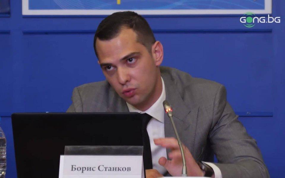 Борис Станков, който е част от екипа и кандидатурата на